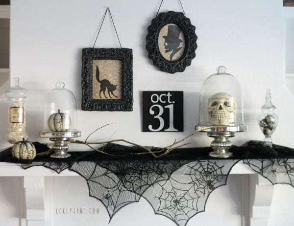 elegant halloween decor for the home how to build it - Elegant Halloween Decor