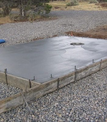 How to Pour Concrete, Tips and Tricks for Pouring Concrete, Simply Pour Concrete, Simple Ways to Pour Concrete, Home Improvement, Home Improvement Projects, Simple DIY Projects