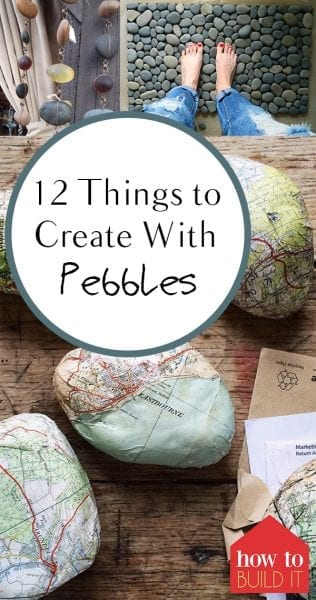 Things to Do With Pebbles, Pebble Crafts, Fun Pebble Crafts, DIY Crafts, Easy Craft Projects, DIY Home Decor, Crafts for Kids, How to Upcycle Pebbles, Pebble Art