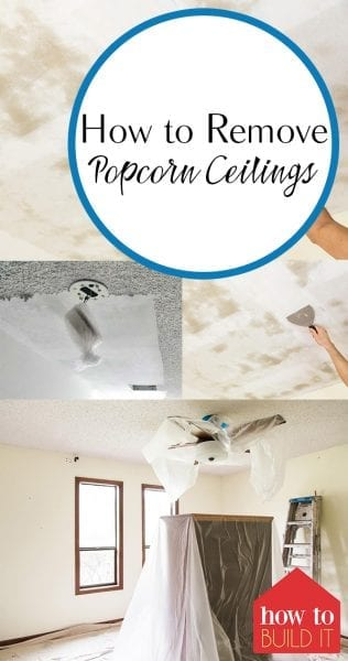 How to Remove Popcorn Ceilings  Remove Popcorn Ceilings, DIY Home Improvement, Home Improvement Projects, DIY Home Decor, Home Decor Hacks, Do It Yourself Home Projects, Fast and Easy Projects for the Home, Popular Pin