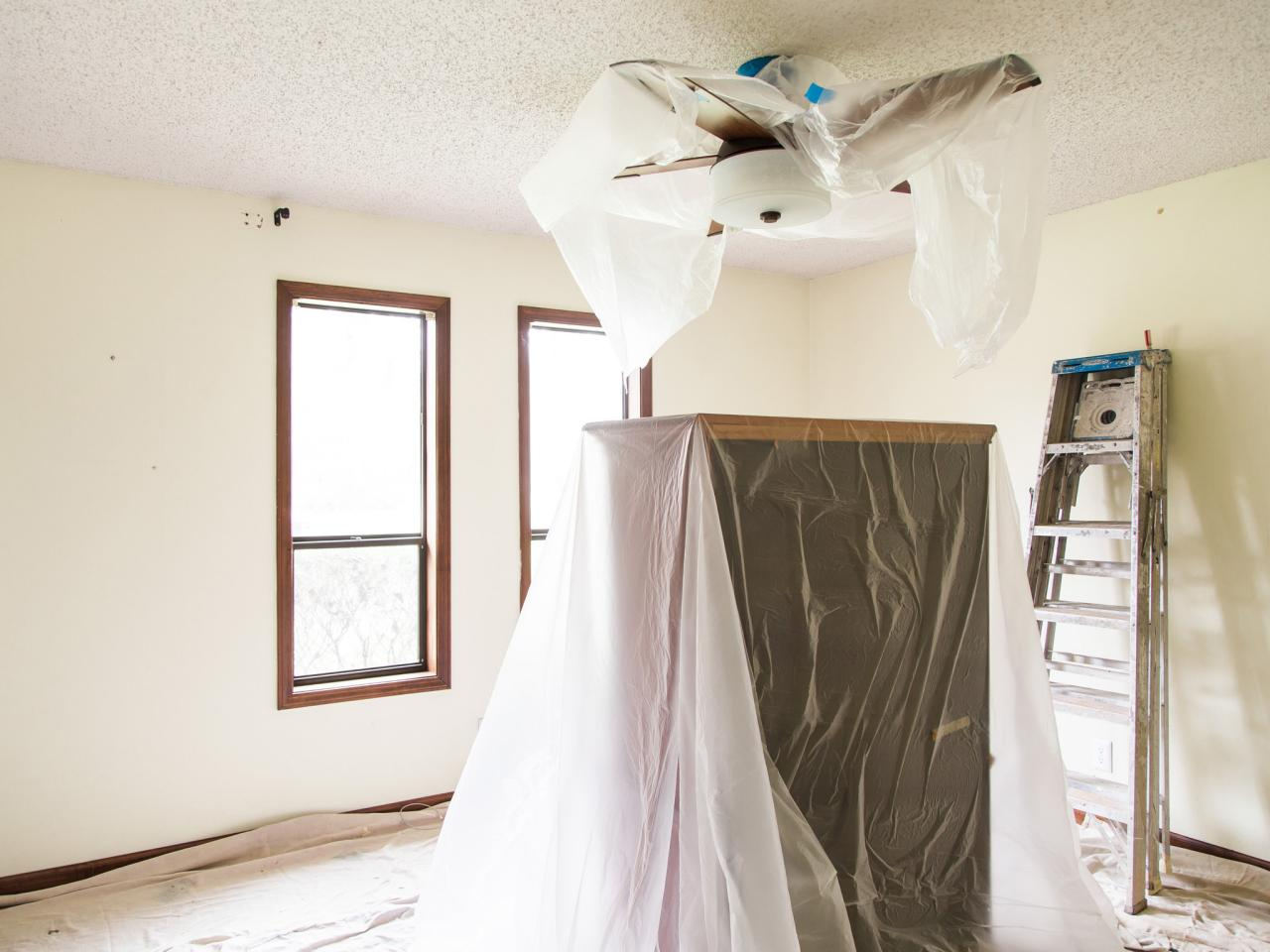How to Remove Popcorn Ceilings| Remove Popcorn Ceilings, DIY Home Improvement, Home Improvement Projects, DIY Home Decor, Home Decor Hacks, Do It Yourself Home Projects, Fast and Easy Projects for the Home, Popular Pin