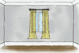 Do You Know The Correct Way To Hang Curtains How To