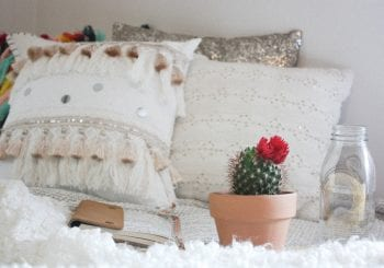 """""""Raised"""" Pillow Crafts for the Home