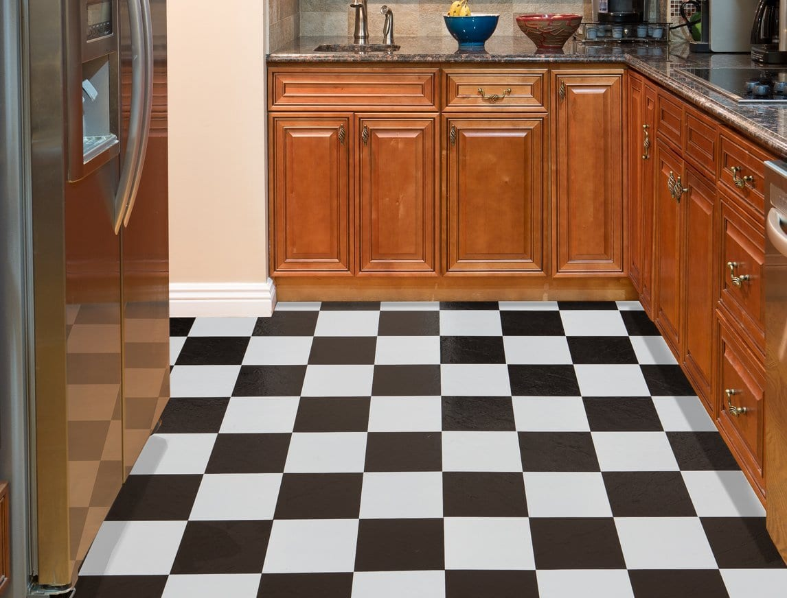 How to Makeover an Ugly Linoleum Floor  Home Improvement, Home Improvement Hacks, DIY Home Improvement, Easy Home Improvement, Easy Projects, DIY Home Projects, Popular Pin #HomeImprovement #DIYHome #HomeProjects