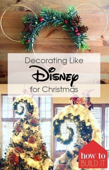 Decorating Like Disney For Christmas Diy Decor