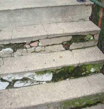 How to Repair Cracked Concrete Steps  Repair Concrete Steps, Home Repair, Home Repair Hacks, DIY Home Repair. #HomeRepair #HomeRepairHacks #HomeImprovement #DIYHomeImprovement
