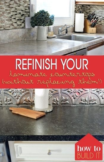 Laminate Countertops, Refinish Laminate Countertops, DIY Home Decor, Home Decor Ideas, DIY Home, Home Improvement, Home Improvement Ideas, Home Improvement Projects