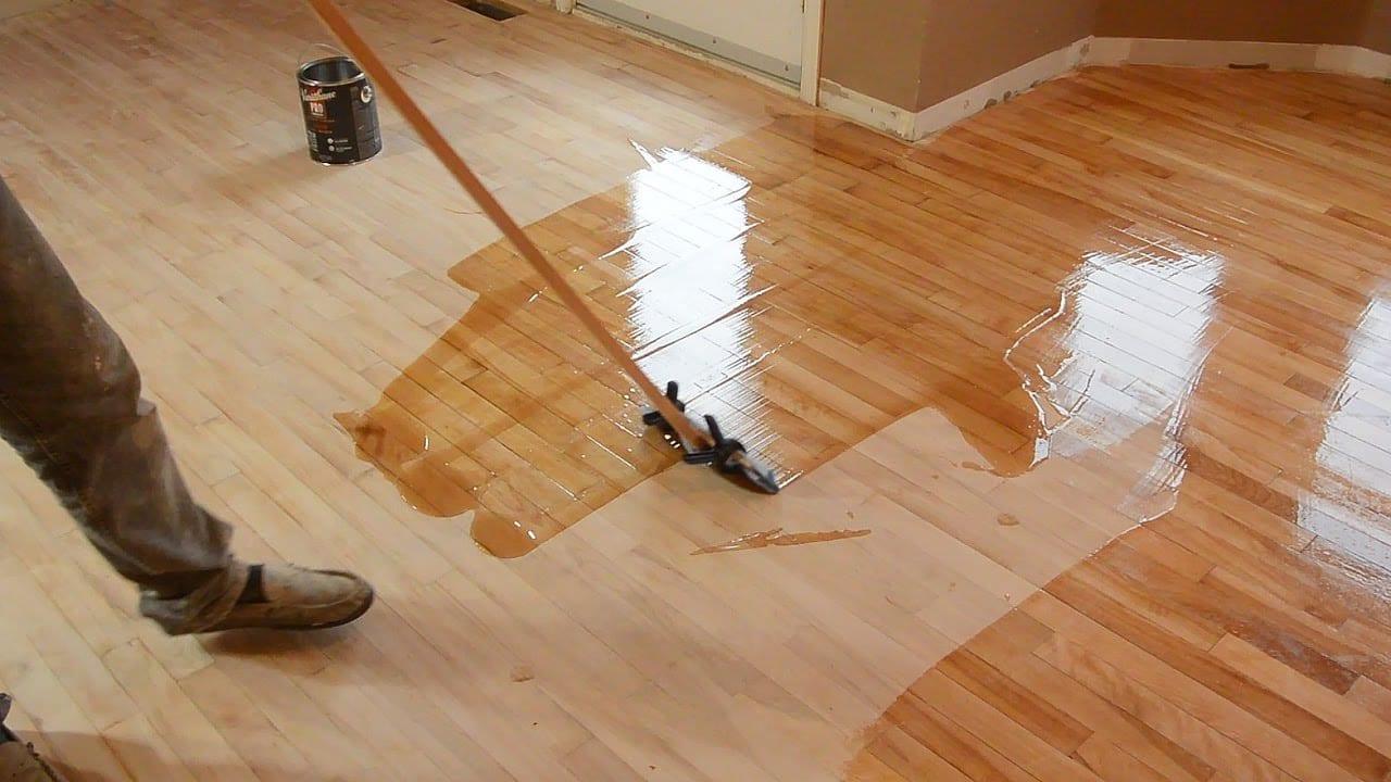 Refinish Wood Floors, Refinish Wood Floors DIY, Refinish Wood Floors Before and After, Home Improvement, Home Improvement Tips, Home Improvement DIY, Home Decor, Home Decor Ideas