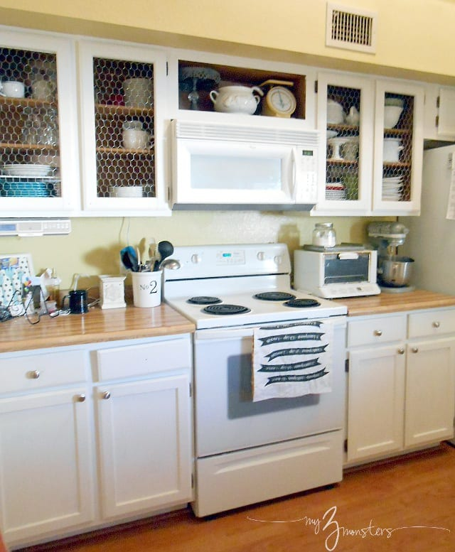 Kitchen Cabinet Makeover Ideas Paint: How To Remodel Kitchen Cabinets