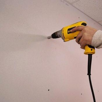 Finish Drywall, Refinish Drywall, Finish Drywall DIY, Finish Drywall Tips, Finish Drywall Corners, Home Improvements, DIY Home Improvement, Home Improvement Hacks