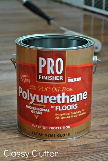 Refinish Wood Floors, Refinish Wood Floors DIY, Refinish Wood Floors Before and After, Home Improvement, Home Improvement Tips, Home Improvement DIY, Home Decor, Home Decor Ideas