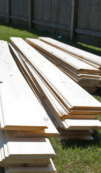 Install Shiplap in Only A Few Steps  Install Shiplap, How to Install Shiplap, Home Improvement, Home Improvement Hacks, Shiplap DIY, DIY Shiplap, Popular Pin #HomeImprovement #Shiplap #ShiplapDIYs