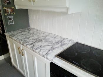 Marble Countertops, Fake Marble Countertops, Marble Countertops Kitchen, Marble Countertops DIY, Marble Countertops Bathroom, DIY Home Decor, Home Decor, Home Improvements, DIY Home Improvements