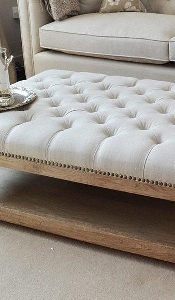 How to Convert a Coffee Table Into an Ottoman  DIY Home Decor, DIY Crafts, DIY Room Decor, Home Decor, Home Decor Ideas, Home Decor DIY, Home Decor Ideas DIY #HomeDecorDIY #DIYRoomDecor #DIYHomeDecor #DIYCrafts