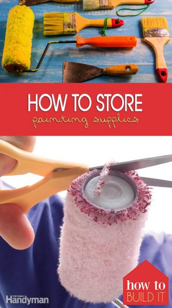 How to Store Painting Supplies| Painting Supply Storage, Painting Supply Organization, Painting Supply Organizer, Storage Ideas, Storage Ideas for Small Spaces, Storage and Organization, Storage and Organization Ideas #StorageandOrganization #PaintingSupplyOrganization