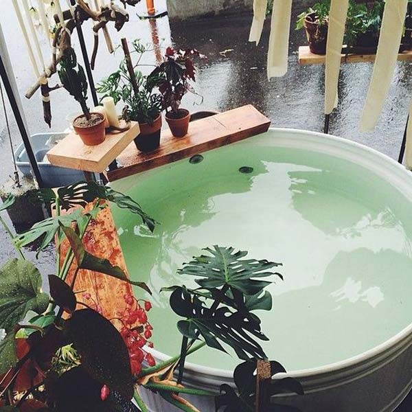 How to Create a Stock Tank Pool| Stock Tank Pool, Stock Tank Projects, DIY Pool, Outdoor Remodel, Outdoor Home Improvements, Easy Outdoor DIYs, DIY Pool Projects #DIYPool #DIYOutdoor