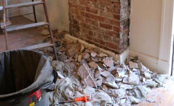 How to Remove Plaster from Brick| Remove Plaster, Remove Plaster Brick, Brick Wall, Brick Wall Interior, Brick Wall Decor