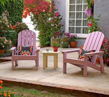DIY Adirondack Chair Tutorials and Plans| DIY Adirondack Chair, Outdoor DIY, DIY Adirondack Chair Plants, Crafts, DIY Craft Projects, DIY Projects