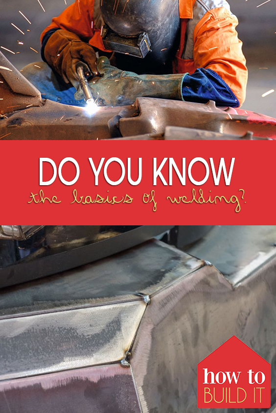 Do You Know the Basics of Welding?| Welding Projects, Welding Projects Beginner, Welding Projects Ideas, DIY, DIY Project
