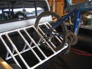 Peddle Into A DIY Bike Rack Project| Bike Rack, DIY Bike Rack, DIY, DIY Project, DIY Projects for the Home