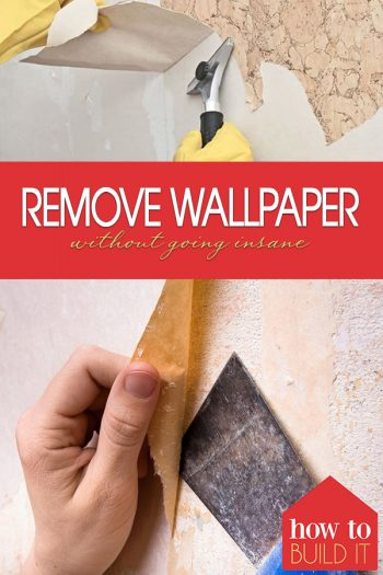 Remove Wallpaper Without Going Insane | Remove Wallpaper | DIY Remove Wallpaper | Tips and Tricks for Removing Wallpaper | Wallpaper | Get Rid of Wallpaper | Remove Wallpaper Tutorial