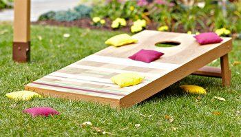 Cornhole boards
