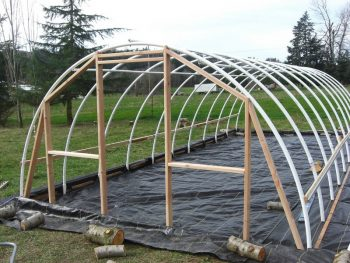 DIY Greenhouse plans-Step By Step Instructions