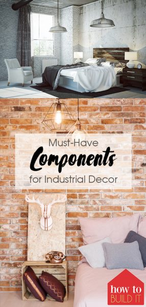 Industrial Decor | Industrial Home Decor | DIY Industrial Home Decor | Home Decor