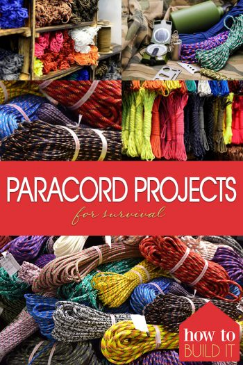 Paracord Projects | DIY Paracord Projects | Ways to Use Paracord | DIY Paracord Crafts | Paracord Uses | Paracord