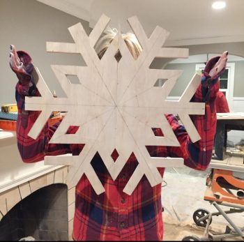DIy Snowflake tutorial