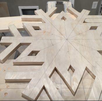 DIY Snowflake | DIY Snowflake  Gifts