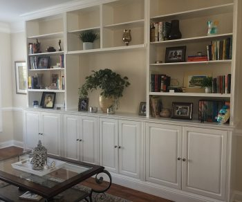 Built-in Bookcases   DIY Built-in Bookcases   How to Build Built-in Bookcases   Bookshelves   DIY Bookcases   Bookcases