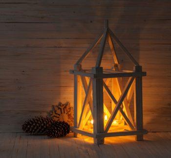 Handmade Wooden  Gifts-wood lanterns