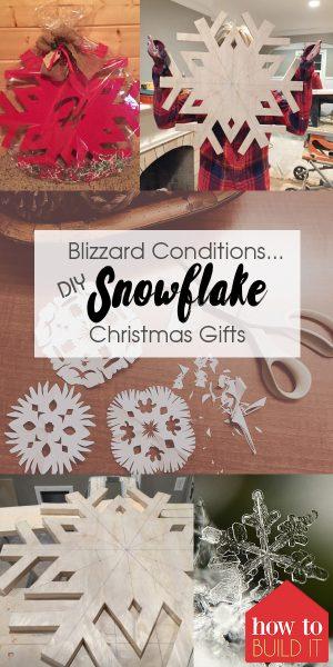 DIY Snowflake | DIY Snowflake Christmas Gifts | DIY Christmas Gifts | DIY Christmas Gift Ideas | DIY Snowflake Christmas Gift Ideas | DIY | Snowflake | Christmas