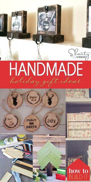 Handmade Holiday Gift Ideas | Handmade Holiday Gift | Handmade Christmas Gift Ideas | Handmade Christmas Gifts | DIY Chrismtas Gifts | DIY Chrismtas Gift Ideas | Christmas Gifts