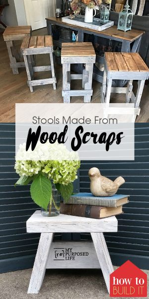 Stools | Wood Stools | Wood Scrap Stools | Stools from Wood Scraps | Make Stools From Wood Scraps | DIY Stools | DIY Wood Scrap Stools