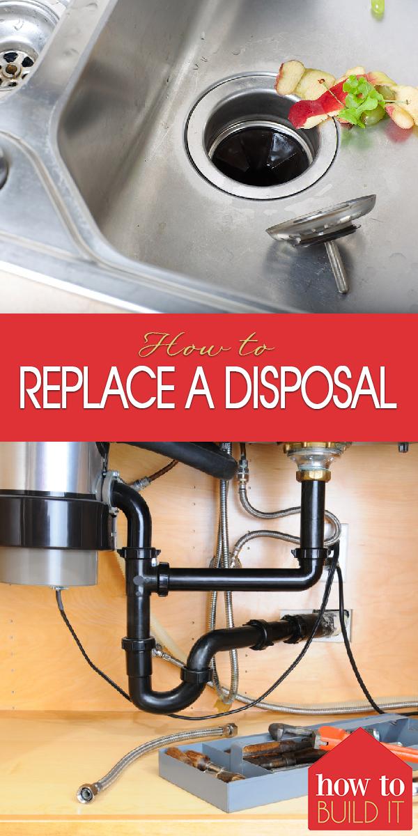 Garbage Disposal | Replace a Garbage Disposal | How to Replace a Garbage Disposal | Garbage Disposal Replacement | Tips and Tricks to Replace a Garbage Disposal | Disposal
