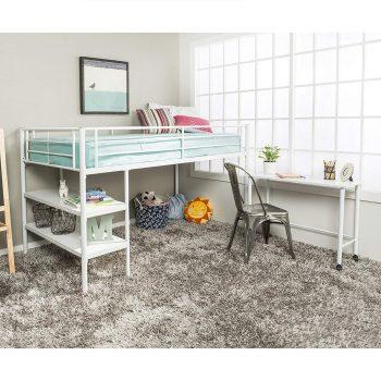 loft beds | loft bed | bed | kids room | bedroom | bedroom storage | bedroom space | space