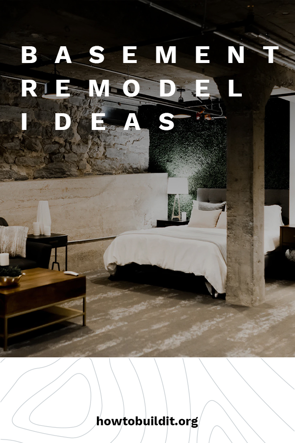 Basement Remodel Ideas That Will Spice Up Any Space