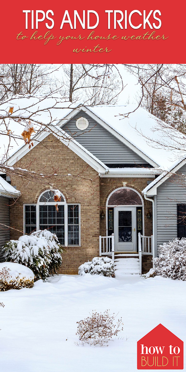 winter | winter hacks for the home | winter home hacks | winter home tips and tricks | winterize | weather winter | homeowner tips | winter hacks