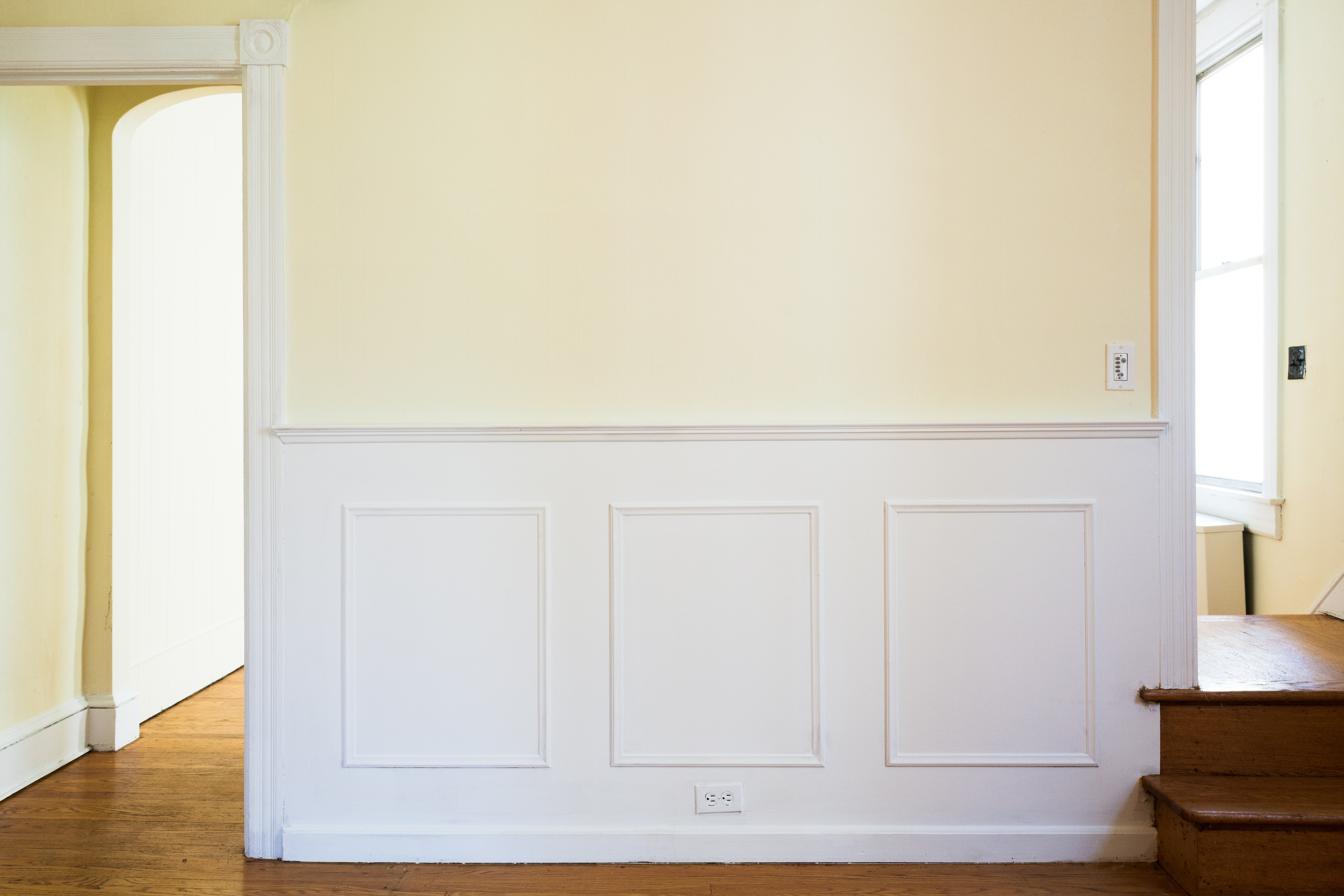 wainscoting | wainscoting ideas | home design | design | design elements | woodwork | woodwork projects | wow factor