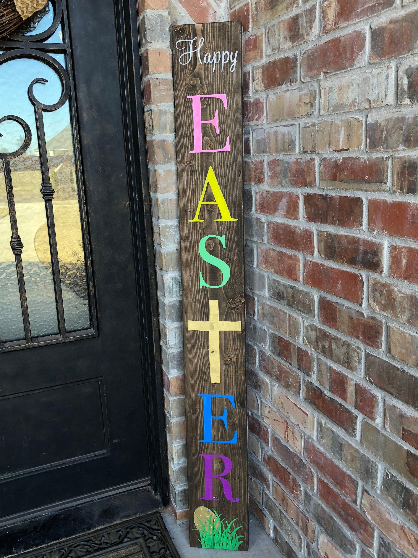 DIY Easter porch decor ideas | Easter | porch | porch decor | decor | porch decor ideas | Easter porch decor | Easter porch decor ideas