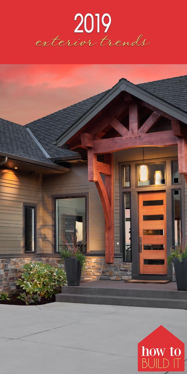 exterior trends | home design | home design trends | design | home exterior | exterior | trends | home trends | design trends
