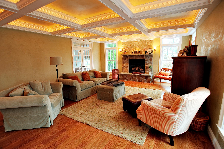 box beam ceiling | diy | diy box beam ceiling | ceiling | box beam | exposed beams | diy project | project | home design