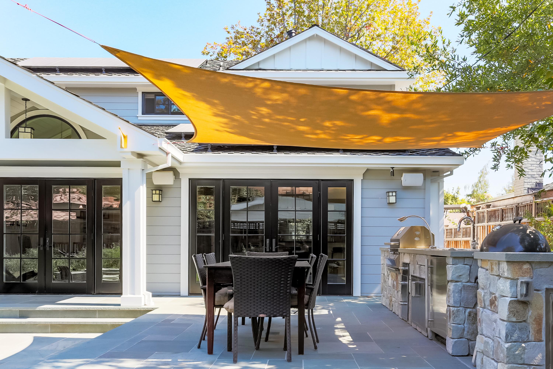 shade structures | shade | outdoor living | summer | summer hacks | pergola | umbrella | shade canopy | trellis | beat the heat