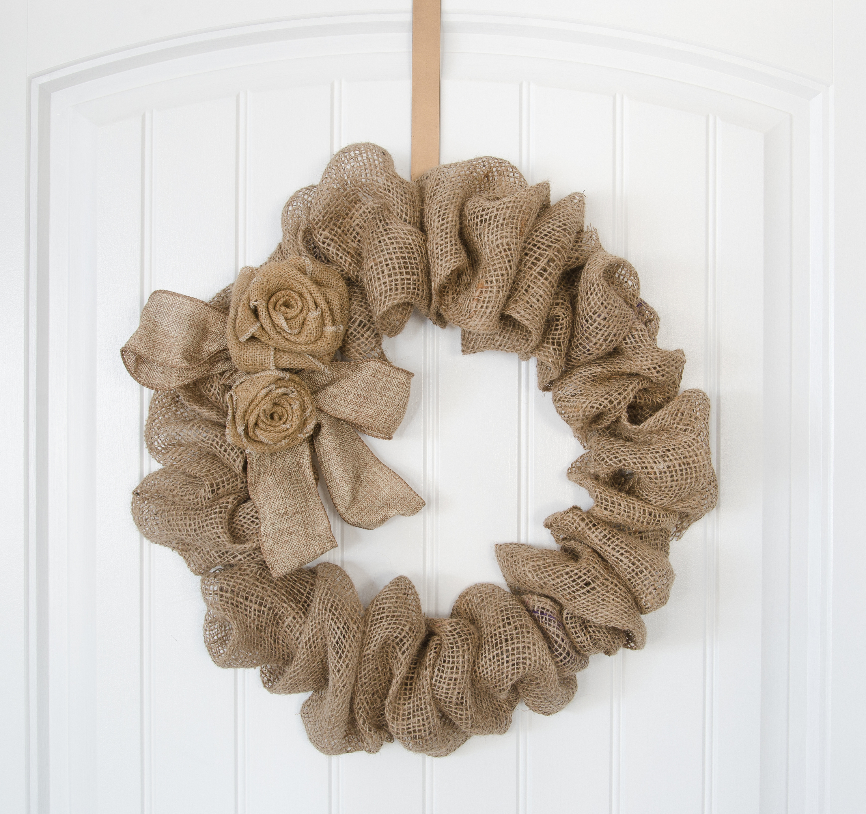 diy burlap wreaths | diy | burlap | wreaths | burlap wreath | diy wreath | diy projects | porch decor | diy porch decor
