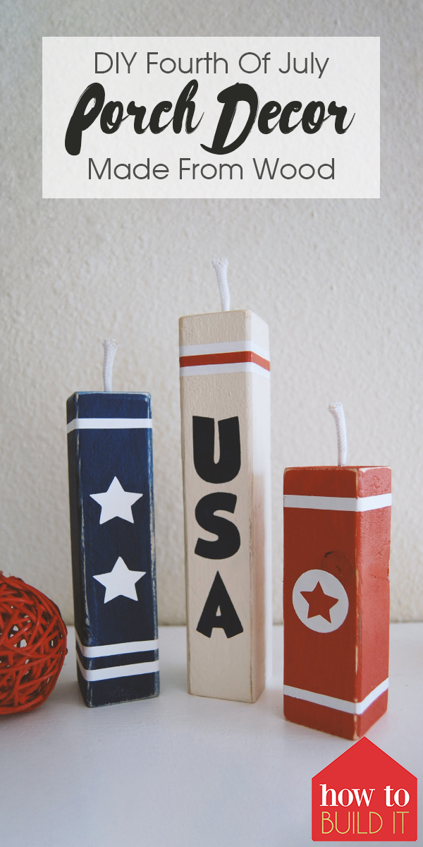 fourth of july porch decor | july | fourth of july | fourth of july decor | porch | porch decor | porch decor ideas | 4th of july