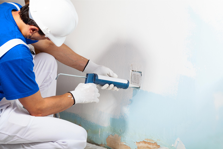 paint a straight line | paint tips | paint | paint tips from a pro | how to | how to paint a straight line | caulk