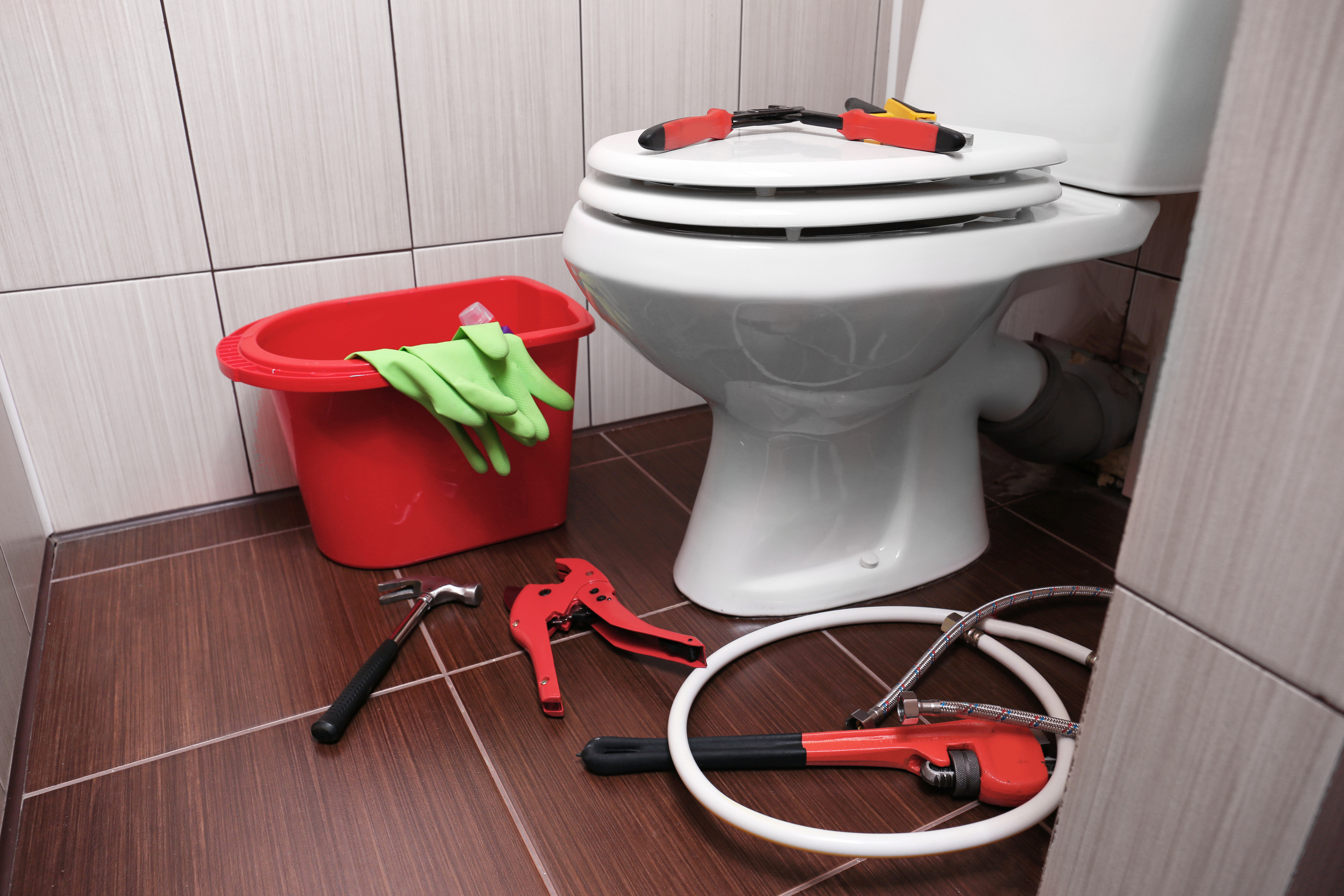 There is nothing worse than when your toilet clogs. Here are some clogged toilet bowl tips that will save you some money!