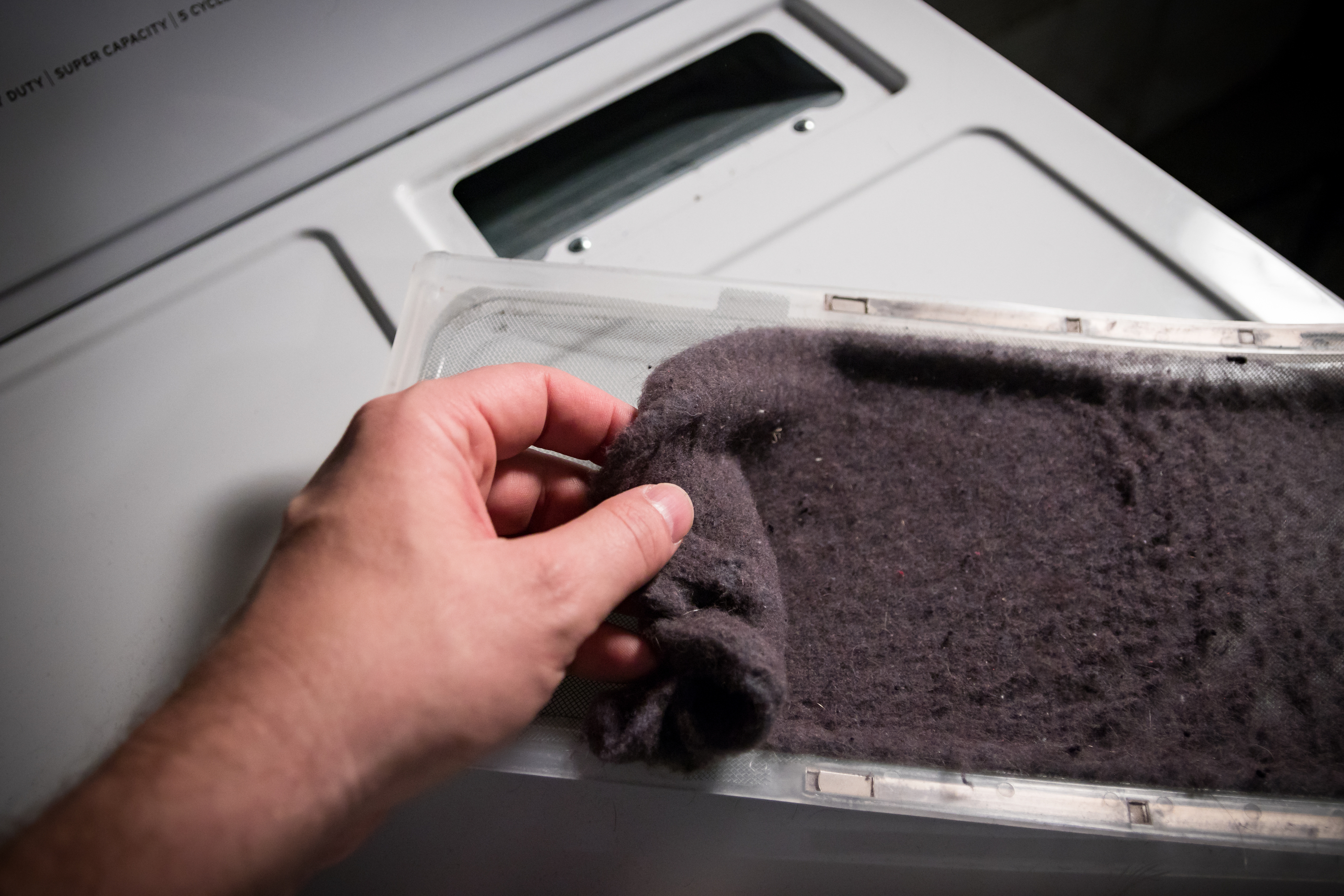 Did you know that you can cause a house fire if you don't clean out your dryer vents? Here's how to clean your dryer vent like a pro and help keep you and your family safe.